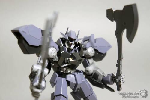 HG-IBO-018 그레이즈 아인 후기