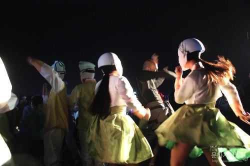 안동국제탈춤페스티벌 축제 2016 대동난장 퍼레이드