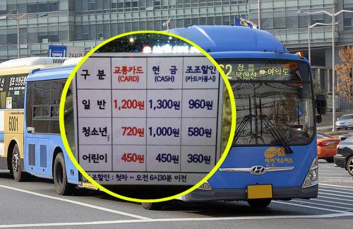 매일 이용하는 버스 스마트하게 이용하는 팁 5가지