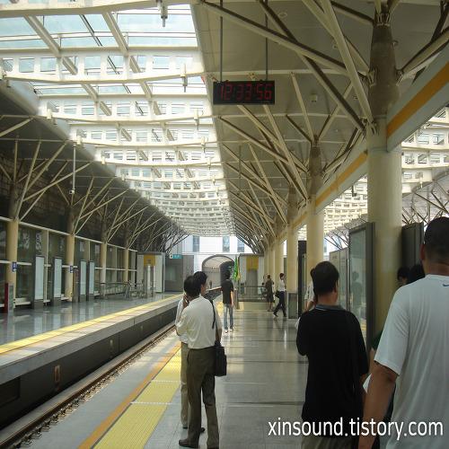 북경 지하철 노선도 최신판 다운방법!