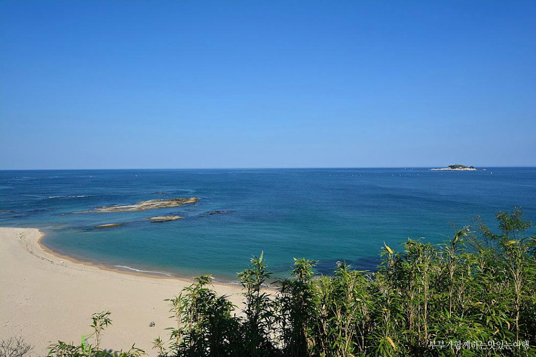 [고성여행] 고즈넉한 정자에서 바라보는 아름다운 동해바다, 고성 청간정