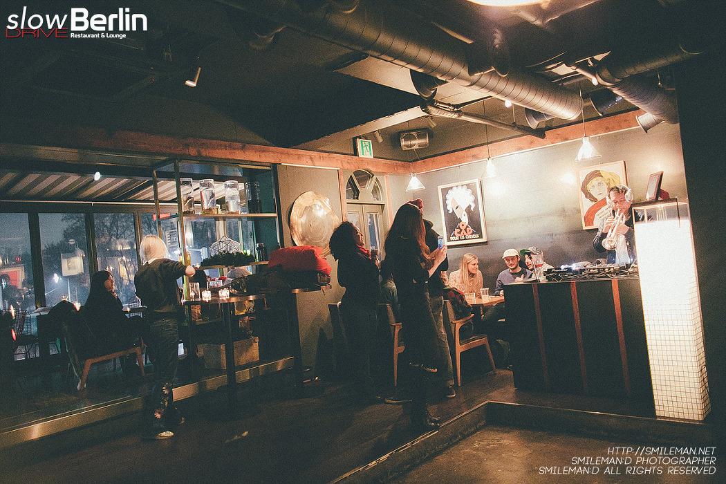 141123 Berlin Lounge @ SLOW DRIVE Vol .3