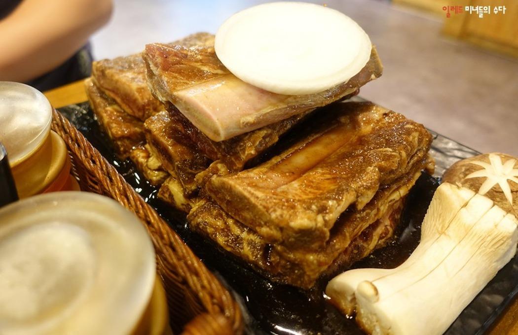 서울메이트 소유 왕갈비, 강동구 서가연 갈비 맛집에서 한을 풀다!