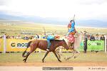 2009 몽골나담 이흐나스 경주마 대회(6살 30km) Наадам-2009 хурдан морины уралдаан