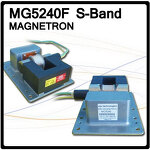 MG5240F S-Band Magnetron
