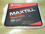 MAXTILL G-PAD 맥스틸 강화유리 마우스 패드, 투명 마우스 패드