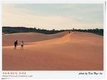 [적묘의 베트남] 무이네 사막을 걷는 아이, Red Send dune
