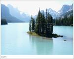 [캐나다] 7. 재스퍼, 말린 호수