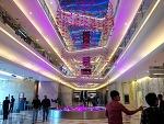 인도 콜카타의 세련된 쇼핑몰 - Quest Mall