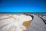 호주 서부 - 클리프턴 호수의 스롬볼라이트