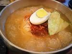 신논현역 맛집 칼집 한우등심 과 냉국수 Beef sirloin and cold noodles