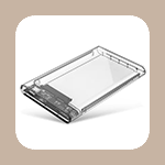 UASP 지원하는 USB 3.1 Type-C 외장하드/SSD 케이스