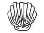 이주의 무료 도안 조개 껍데기 :: 실루엣 코리아 카메오 3 포트레이트 큐리오 자이론