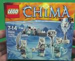 레고 70230 키마 아이스 베어 부족 팩 조립 리뷰 Lego Chima Ice Bear Tribe Pack