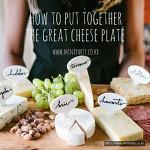 와인파티의 핵심!! 멋지게 치즈 플래터 세팅하기