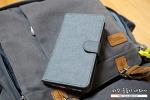 간지나는 갤럭시노트5 케이스... 알피나 아벤토르 핸드폰 가죽케이스 지갑형 단점 및 장점 리뷰