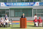 2013 한일장애인소프트볼대회