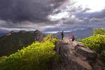 등산의 즐거움. 설악산