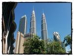 쌍둥이 빌딩과 KLCC - 쿠알라룸푸르 여행기 (KLCC, Kuala Lumpur)