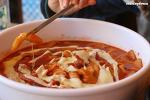 The hottest Tteokbokki (rice cakes in hot sauce) -Tteangcho Dongdaemun Yeopgi Tteokbokki