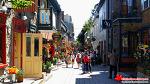 캐나다 최고의 거리 '프티 샹플랭'의 매력