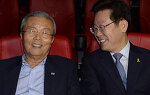 이재명의 대권도전 뒤에 김종인이 있다고?