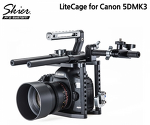 [Skier] LiteCage for EOS 5D Mark3 (AAA4067) / 스키어, 라이트케이지, Canon 5D Mark3 전용 케이지