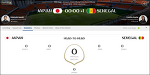 일본 세네갈 피파랭킹 및 월드컵 16강 진출 노린다
