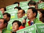 [발언] 풀뿌리 민주주의를 말살하는 양당야합 선거구획정을 결사반대한다