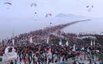 진도신비의 바닷길 축제 2018 바다속을 걸어보세요