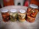 한국 냄새 솔솔 풍기는 스페인 고산의 김장(?)하는 날