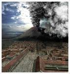 폼페이, 화산 폭발로 멸망한 도시 역사속으로 사라지다.