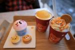 [카페 / 라이언 카페] 홍대 라이언카페 # 홍대 카카오프렌즈샵 # 명동 카카오프렌즈샵2 2017
