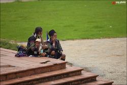 [베트남여행] 고산족 마을 사파의 몽족 여인들...
