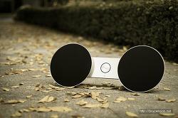뱅앤올룹슨 디자이너의 유작, 베오플레이 A8 사용기 리뷰 (아이패드 미니 Airplay 스피커)