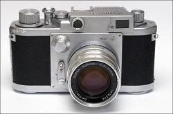 Minolta-35 MODEL II, SUPER ROKKOR 5cm F2