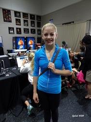 스케이트 디트로이트 직관기 (2) 시니어 여자 프리, 골드 프리 첫 경기