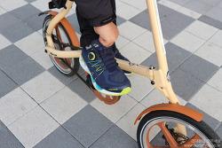 아이더 맥시멀 1.0 자전거 운동화로 사용해보니.. - 스트라이다 자전거와 BOA시스템 조합은?