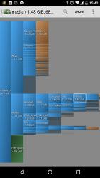 [APP] DiskUsage -- 안드로이드 기기 디스크 사용량 확인