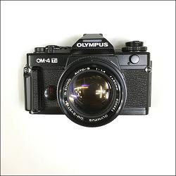 올림푸스 OM-4TI + OM 50mm F1.4