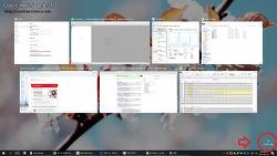 윈도우10]작업보기 기능 사용하기(화면 빠르게 전환하기:몰컴)