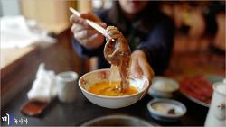 """[후쿠오카 스키야키] 하카타역 스키야키 맛집 """"닌교초 이마한"""""""