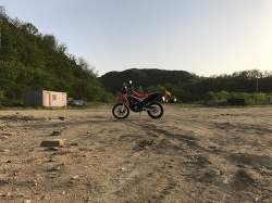 혼다 CRF250 랠리 임도 주행기, 경량듀얼, crf250 rally