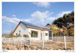 경기도 광주 제로에너지하우스#2 - 완공사진