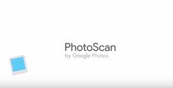 구글, 사진을 스캔하는 앱 포토스캔 출시