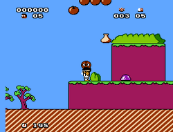 [NES] 도술동자 구구 - Magic Kid Googoo