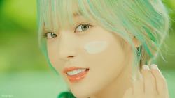 구하라 글램글로우 영양마스크(Green) 영상 캡처