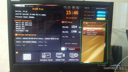 ASRock UEFI 부팅 순서 정하기 - USB부팅