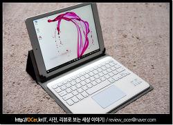 듀얼OS 태블릿 성우모바일 코넥티아 체리 9.7 활용기 #3 윈도우 활용 및 성능