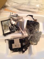 구입 후 2개월 된 원플러스3 폭발